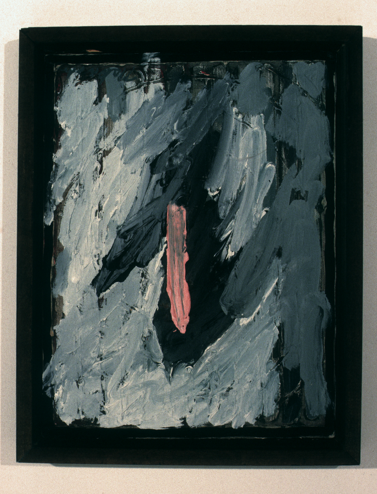 Abstract Painting-to keep in practice1986